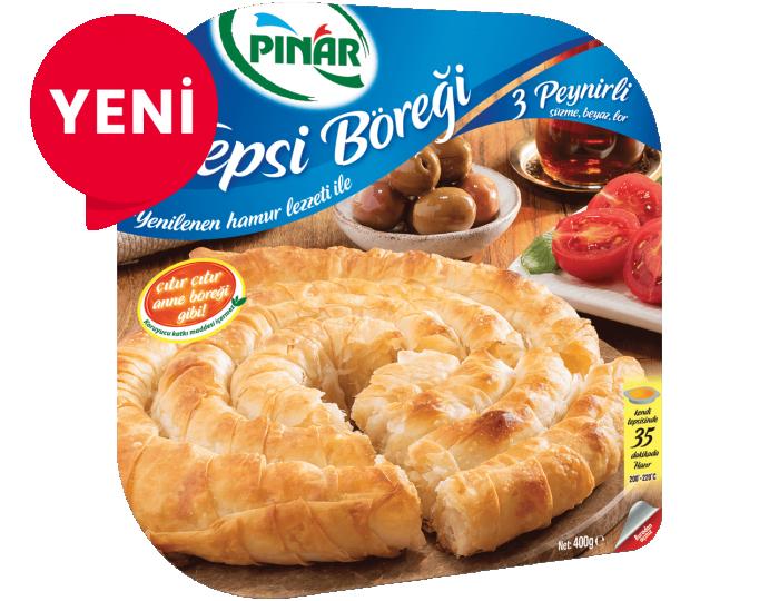 Pınar 3 Peynirli Börek
